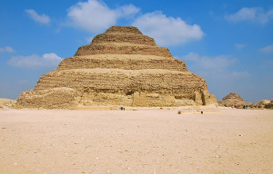 Stepped Pyramid of Djoser (Photo by Don Knebel)