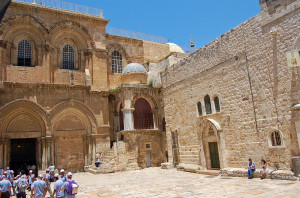 Church of the Holy Sepulchre (Photo by Don Knebel)