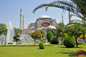 Hagia Sophia in Istanbul (Photo by Don Knebel)