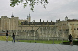The Tower of London (Photo by Don Knebel)