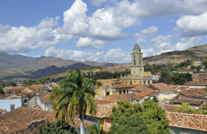 City of Trinidad, Cuba (Photo by Don Knebel)