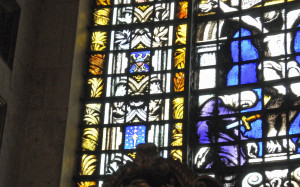 Altar Window at St. Paul's (Photo by Don Knebel)