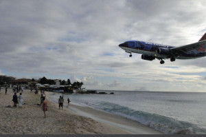 St. Maarten Beach (Photo by Don Knebel)