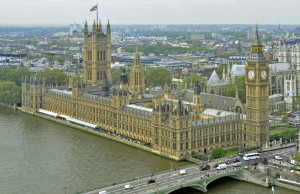 The Palace of Westminster (Photo by Don Knebel)