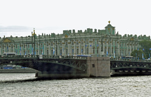 Winter Palace of the Hermitage (Photo by Don Knebel)