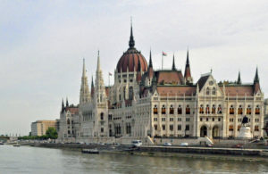 Parliament Building in Budapest, Hungary (Photo by Don Knebel)