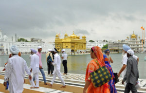 Golden Temple in Amritsar, India (Photo by Don Knebel)